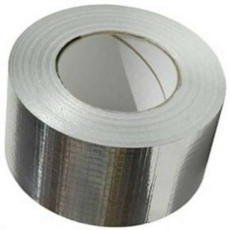Aluminium reinforced foil faced tape 72mm by 50 meters